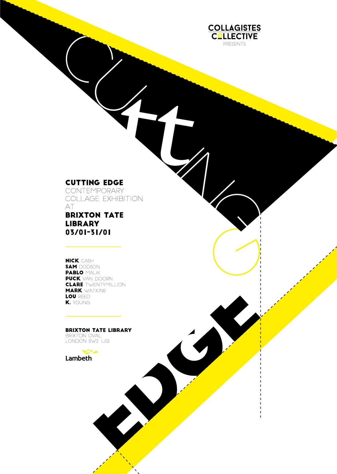 CUTTING_edge A4 Poster FINAL
